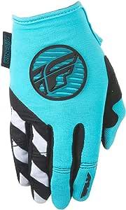 Fly Racing Kinetic Motocross Damen Handschuhe 2018 Blau Teal Sport Freizeit
