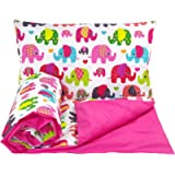 Baby's Comfort Reversible 2pcs Baby Bedding Set Duvet Cover + Pillowcase (120x90cm for cots and cotbeds, 13…