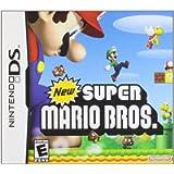 Nintendo New Super Mario Bros, DS