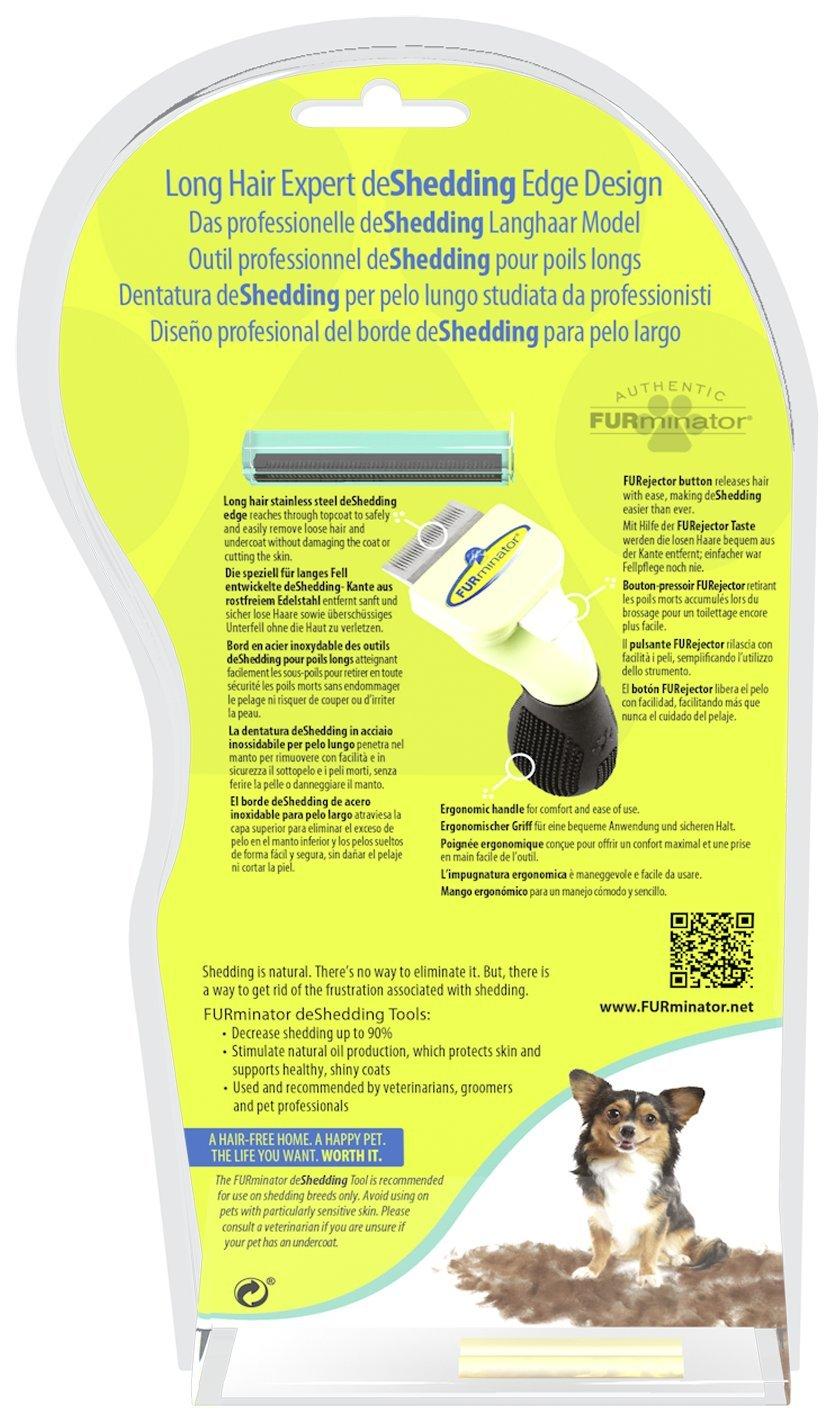 FURminator De-Shedding Tool for Large Dogs 3