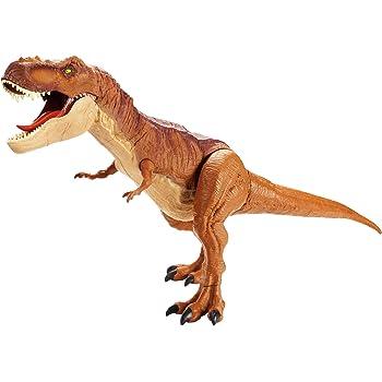 Jurassic World FMM63 Super Colossal Tyrannosaurus Rex Figure