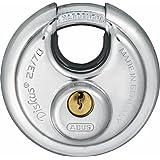 Abus - 23/70 70 mm hangslot gelijksluitend RR05123 - ABUKA45169