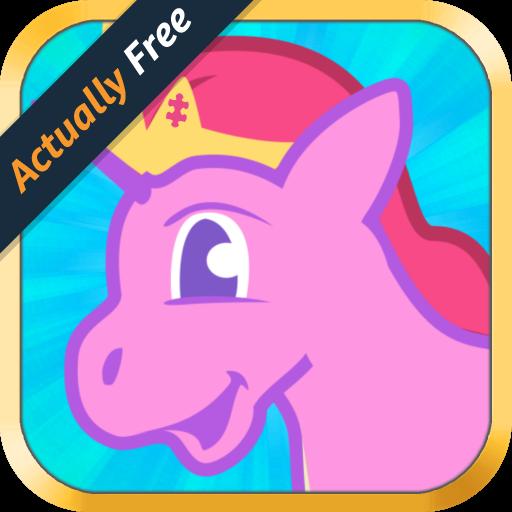 Mein Pony Spiele für Mädchen: Kleine Pony Rätsel Puzzle für Kinder und Kleinkinder, die Pferde und Prinzessinnen Einhörner Ponys lieben - Ausbildung Version Kostenlose Kindle-spiele Für Kleinkinder