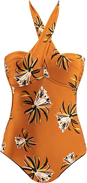 Geometrical Flower Goldenpoint Caftano Lungo Donna