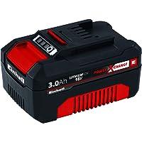 Original Einhell System Akku Power X-Change (Lithium Ionen Akku, 18 V, 3,0 Ah, passend für alle Power X-Change Geräte)