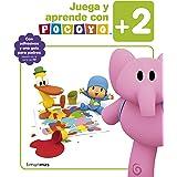 Juega y aprende con Pocoyó (+2): Con adhesivos y una guía para padres (Pocoyo)