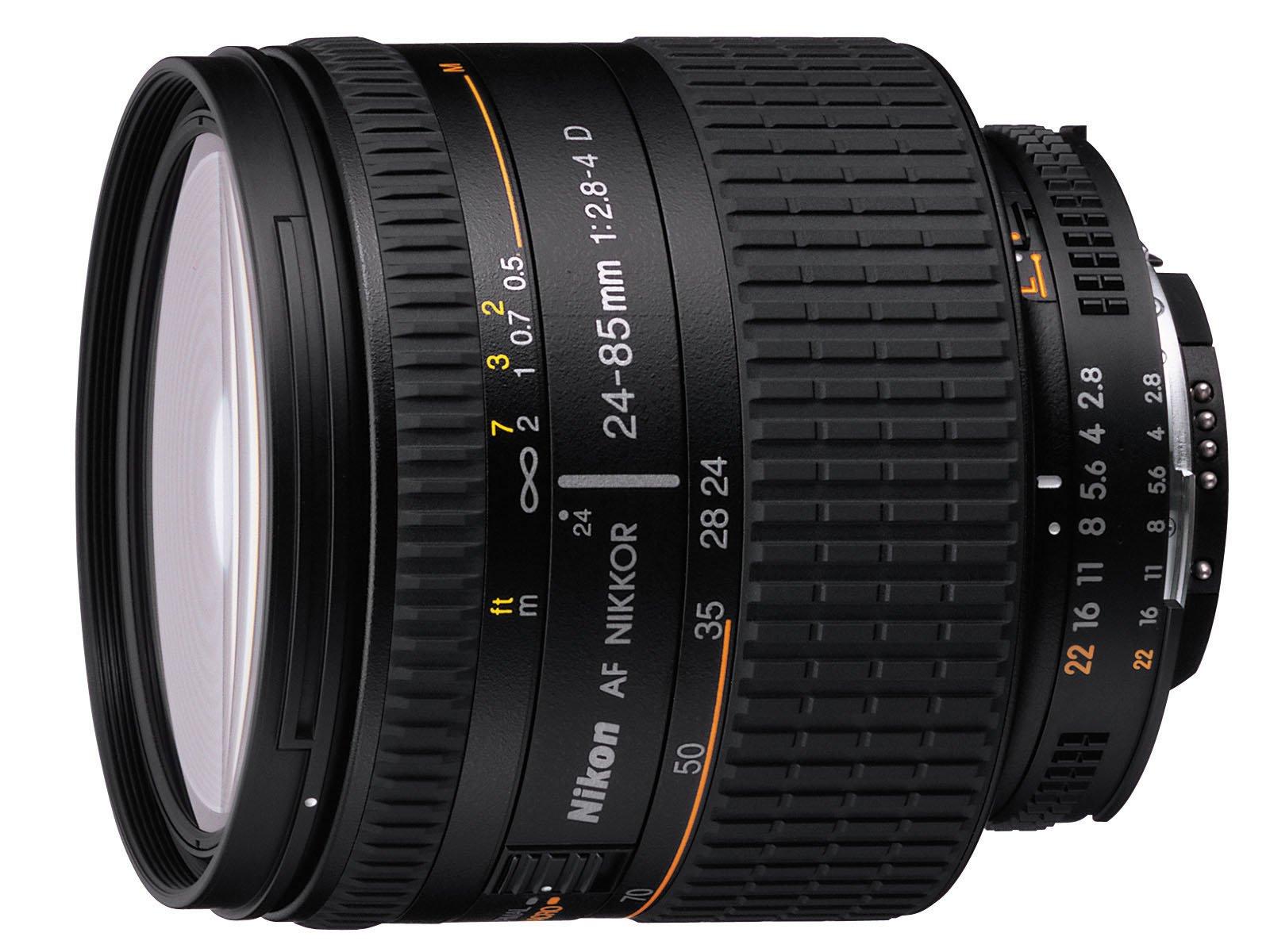 Nikon 24-85mm f/2.8-4D IF AF NIKKOR