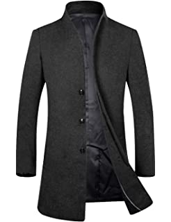 SELECTED HOMME Slhbrove Wool Coat B Noos Giubbotto Uomo
