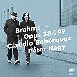 Brahms: Opus 38 & 99 – Sonaten für Cello und Klavier