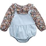 Sanlutoz Neugeborenes Baumwolle Baby Kleider Niedlich Baby M/ädchen Bodys Komisch S/äugling Spielanzug