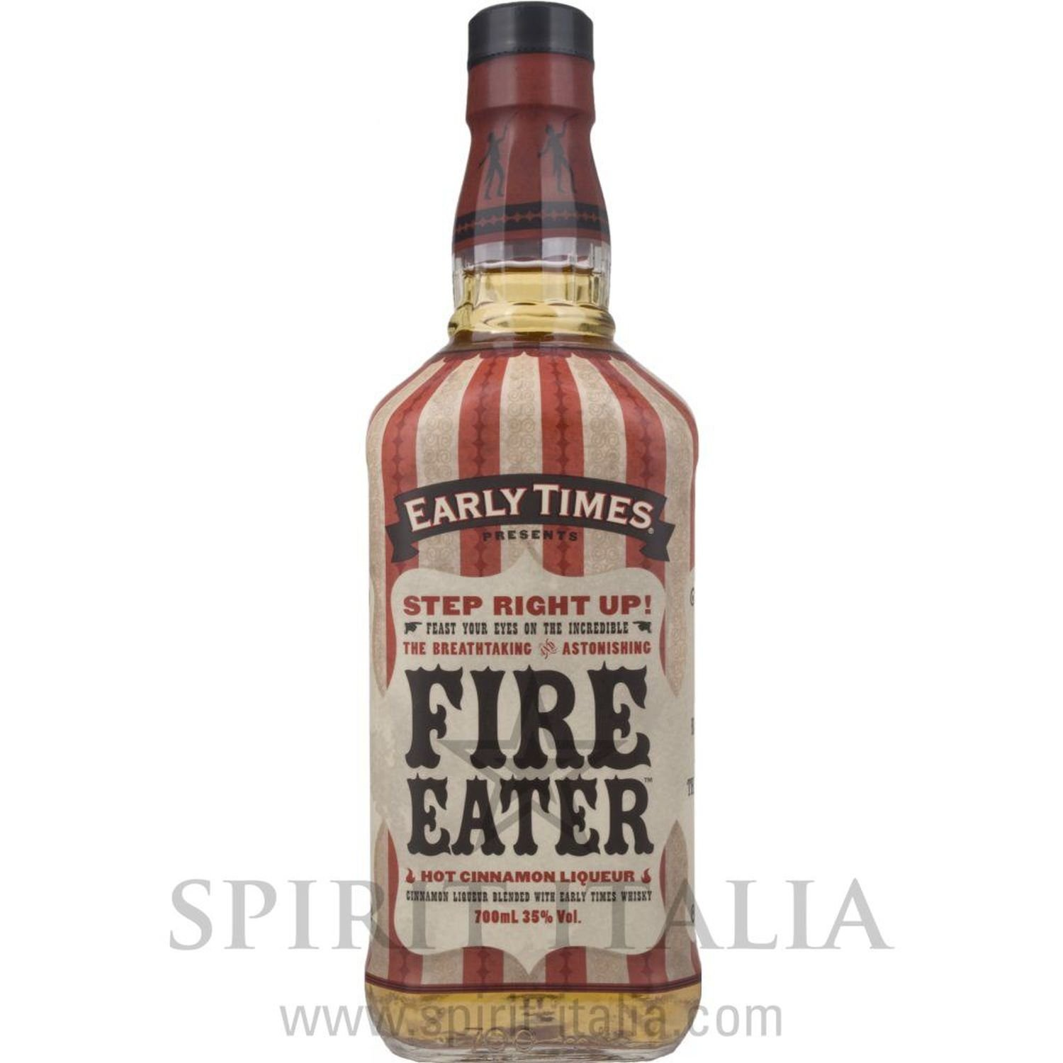 Early Times Fire Eater Hot Cinnamon Liqueur 35,00 % 0.7 l.