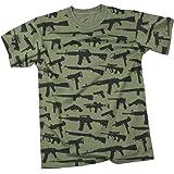Rothco 66360 Multi Print Guns