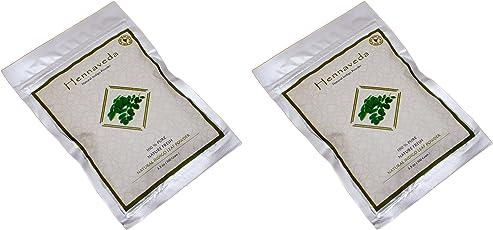 Hennaveda Natural Indigo Powder 100g x 2