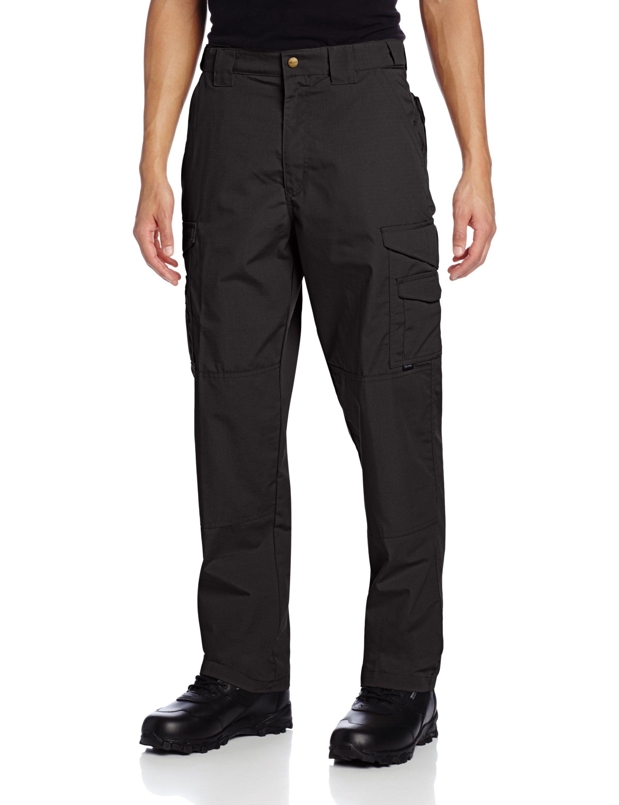 tru-spec Men' s 24–7Tactical Pant, Uomo, Black