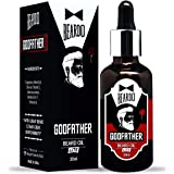 Beardo Godfather Lite Beard and Moustache Oil, 30 ml | Made in India