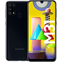 Samsung Galaxy M31 Android Smartphone ohne Vertrag, 4 Kameras, großer 6.000 mAh Akku, 6,4 Zoll Super AMOLED FHD+ Display…