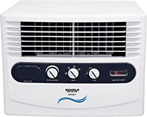 Maharaja Whiteline Arrow+ 30-Litre Air Cooler (White)