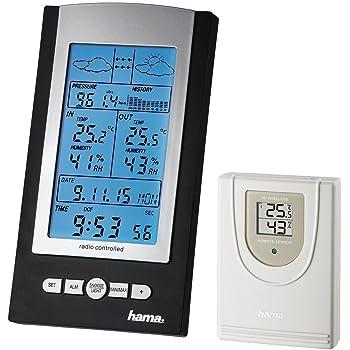 """Hama Station météo électronique """"EWS-800"""""""