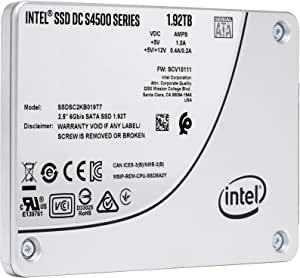 Intel S4500 Series 1 9 Tb 2 5 Sata Iii Solid State Computer Zubehör