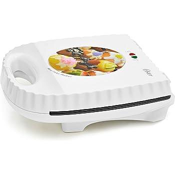 Oster CKSTMC950-049 1200-Watt Mini Cup Cake Maker (White)