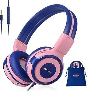 Simolio Kopfhörer Kinder Faltbar Kopfhörer Für Kinder Elektronik