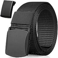 Boneke Cintura di Nylon, Cintura Tattica in Tela in Stile Militare da Uomo Cinturino, veloce attraverso il controllo di…