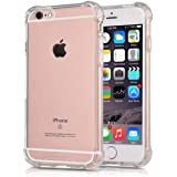 iPhone SE (2020) Case Cover, King Kong Apple iPhone SE (2020) Crystal Clear Shock Absorption Technology Bumper Soft TPU Cover