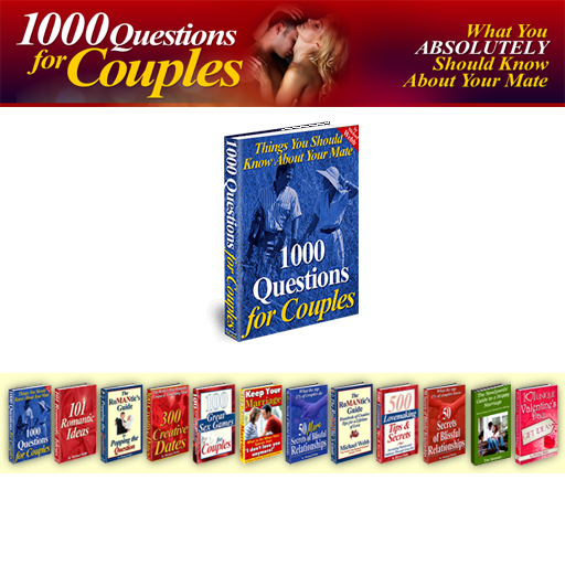 important 1000 questions for couples by relationship