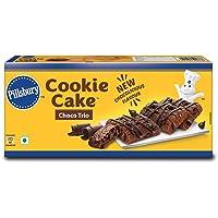 Pillsbury Cookie Cake Choco Trio, Pack of 6, 120g