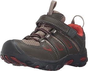 KEEN Unisex-Kinder Oakridge Low Trekking- & Wanderhalbschuhe,