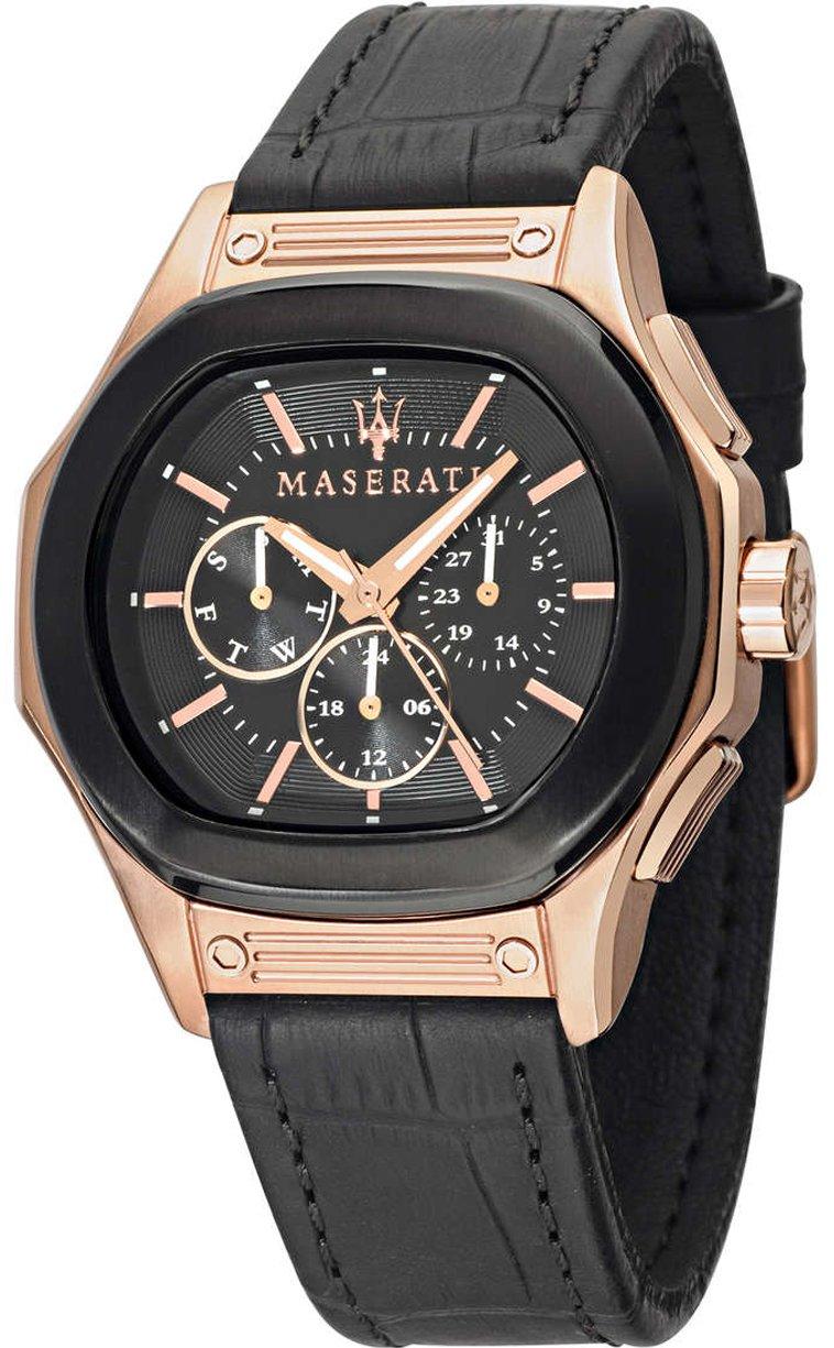 Maserati Reloj de cuarzo Man R8851116002 44 mm