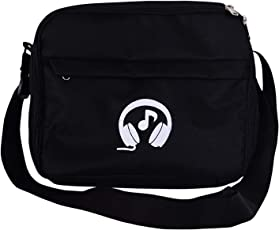 Shadow Securitronics Shoulder Bag for Portable Digital Music Player SC02, R20005, SC03, SC01 and SCM01 (Black)