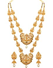 0148e866836ea Necklace Set: Buy Necklace Set online at best prices in India ...