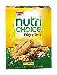 NutriChoice Digestives 5 Grain, (Pack of 2), 200g