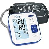 Misuratore Pressione Sanguigna da Braccio, Lovia Sfigmomanometro Elettronico Da Braccio, Misurare Pressione Arteriosa e frequ