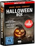 Halloween-Box Uncut Edition)