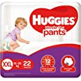 Huggies Wonder Baby Dry Pants, Double Extra Large (15 - 25 kg), 22 Count