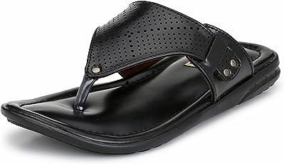 Fentacia Men's Hawaii Thong Sandals