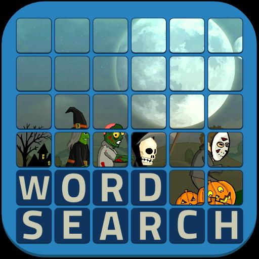 Wordsearch Revealer - Halloween FireTV