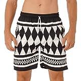 CHICTRY Men's Silk Satin Frilly Boxers Shorts Sleepwear Underwear Nightwear Pyjamas Panties