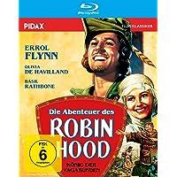 Die Abenteuer des Robin Hood - König der Vagabunden / Preisgekrönter Abenteuerfilm mit Starbesetzung (Pidax Film…