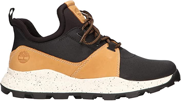 Timberland Brooklyn Oxford Jet Black Chaussures Mode Ville