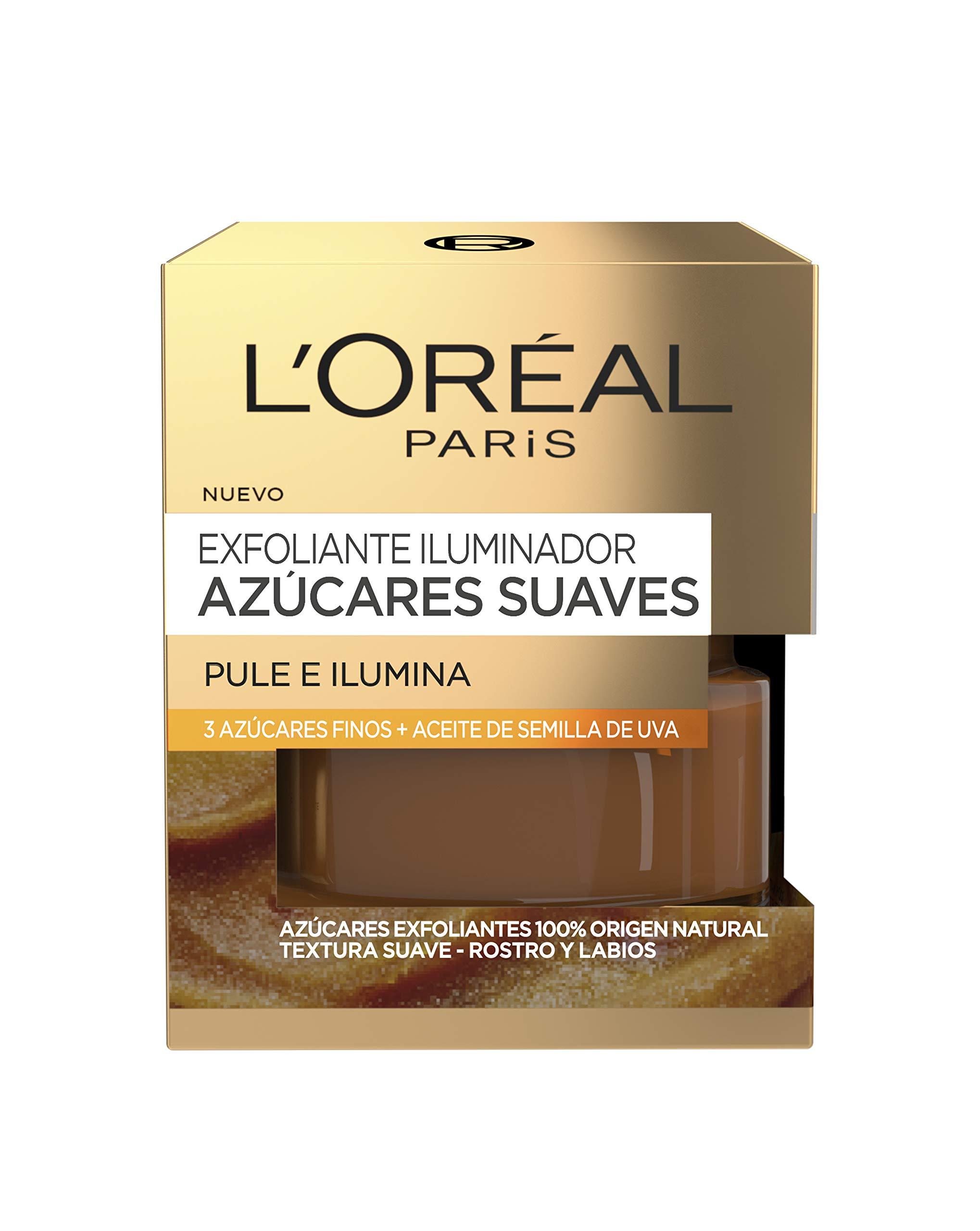 L´Oreal Paris Exfoliante Azúcares Suaves – 50 ml