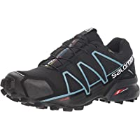 Salomon Speedcross 4 GTX W, Scarpe da Trail Running Impermeabile Donna