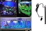 DESPACITO® RS Electrical Fully Submersible LED Aquarium Light/Lamp (Freshwater Fish Tank, Saltwater Fish Tank) (Blue+White, R