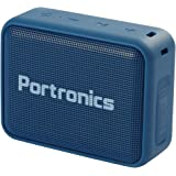 Portronics Dynamo 5W POR-737 Bluetooth 5.0 Portable Stereo Speaker with TWS, USB Music & FM Music and Clear Bass Sound…
