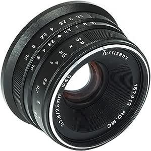 7artisans 25mm F 1 8 Für Fuji X Kamera