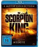 The Scorpion King 1-4 [Blu-ray]