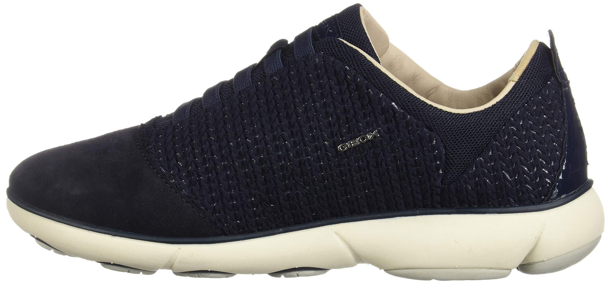 Geox Damen D Nebula C Sneaker 26