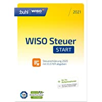 WISO Steuer-Start 2021 (für Steuerjahr 2020   PC Aktivierungscode per Email) jetzt mit automatischem Umstieg von…
